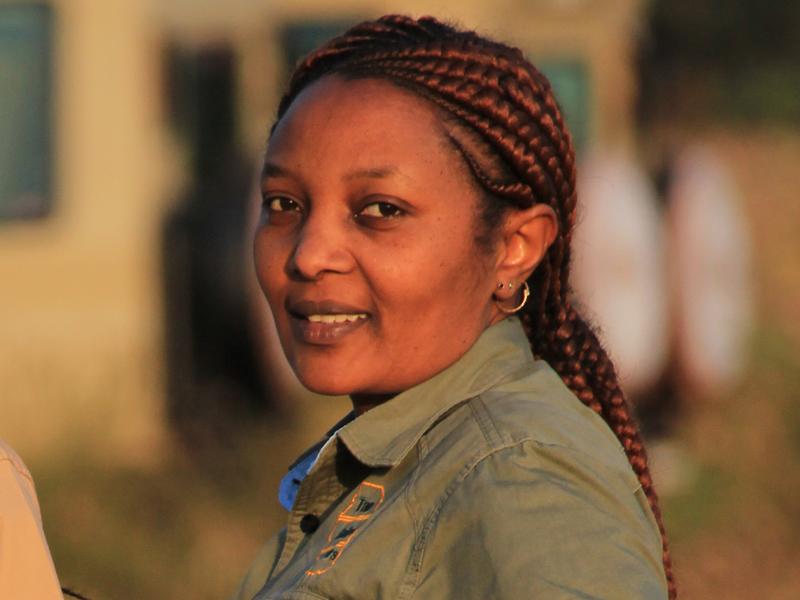 Tansafari Tours' Tour Consultant Billihuda