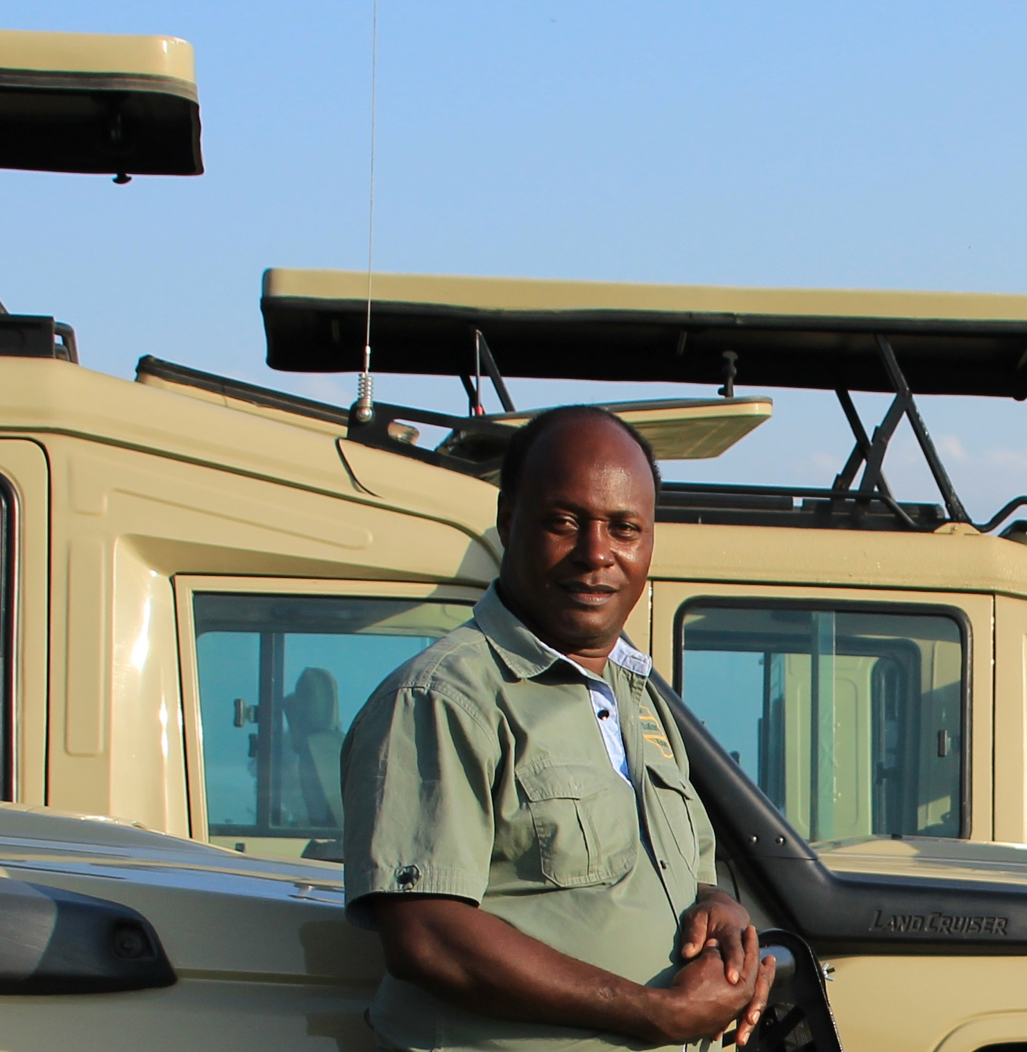 Junas Nzuna, Director at Tansafari Tours Ltd