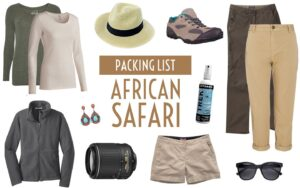 what to pack for safari in tanzania